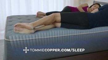 Tommie Copper Znergy Mattress TV Spot, 'Recovery Sleep System' - Thumbnail 7
