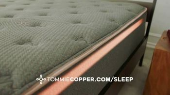 Tommie Copper Znergy Mattress TV Spot, 'Recovery Sleep System' - Thumbnail 8