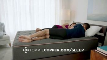Tommie Copper Znergy Mattress TV Spot, 'Recovery Sleep System' - Thumbnail 9