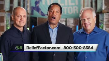 Relief Factor 3-Week Quick Start TV Spot, 'John's Testimony' Featuring Larry Elder - Thumbnail 9