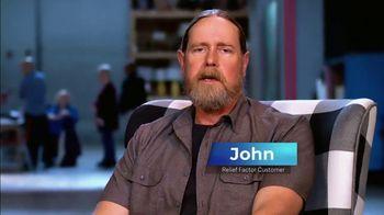 Relief Factor 3-Week Quick Start TV Spot, 'John's Testimony' Featuring Larry Elder - Thumbnail 5
