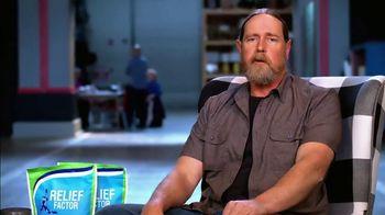Relief Factor 3-Week Quick Start TV Spot, 'John's Testimony' Featuring Larry Elder - Thumbnail 6