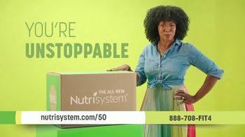 Nutrisystem TV Spot, 'Krista and Kristin: 50% Off'