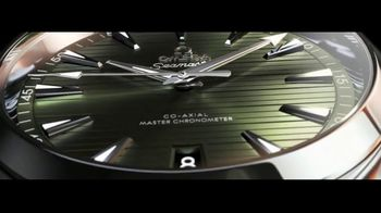 OMEGA TV Spot, 'Co-Axial Master Chronometer: The Perfect Movement' - Thumbnail 9