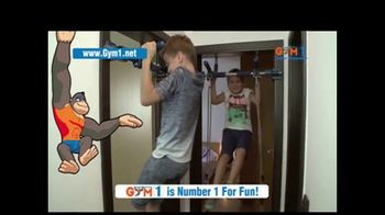 Gym1 Core Unit Indoor Playground TV Spot, 'Bring the Fun Indoors'