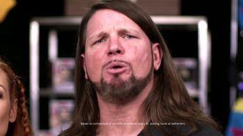 NetSpend Card TV Spot, 'WWE: Shop Like a Champ' Featuring Becky Lynch, AJ Styles
