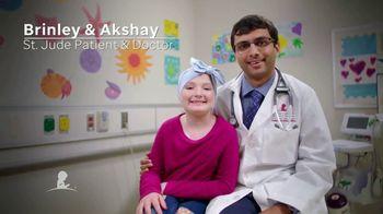 St. Jude Children's Research Hospital TV Spot, 'Brinley' - Thumbnail 9