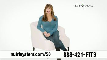 Nutrisystem TV Spot, 'Delivers Results: 50% off Month of Meals and Shakes' - Thumbnail 1