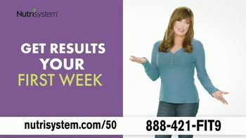Nutrisystem TV Spot, 'Delivers Results: 50% off Month of Meals and Shakes' - Thumbnail 5