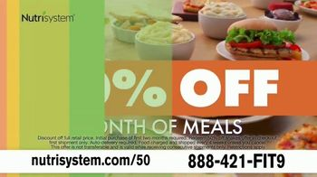 Nutrisystem TV Spot, 'Delivers Results: 50% off Month of Meals and Shakes' - Thumbnail 7