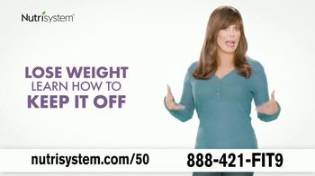 Nutrisystem TV Spot, 'Delivers Results: 50% off Month of Meals and Shakes' - Thumbnail 8