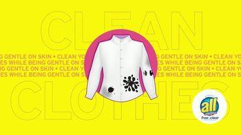 All Laundry Detergent TV Spot, 'Fuse: Fresh Start in 2021'