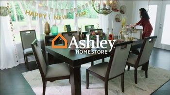 Ashley HomeStore New Years Sale TV Spot, 'Extended: Up to 25% Off + No Minimum Purchase' - Thumbnail 1