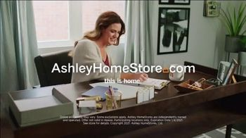 Ashley HomeStore New Years Sale TV Spot, 'Extended: Up to 25% Off + No Minimum Purchase' - Thumbnail 10