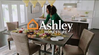 Ashley HomeStore New Years Clearance Sale TV Spot, 'Up to 40% Off and 0% Interest for Six Years' - Thumbnail 1