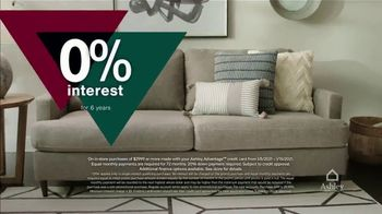 Ashley HomeStore New Years Clearance Sale TV Spot, '0% Interest and 40% Off' - Thumbnail 3