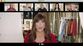 Nutrisystem 50/50 Deal TV Spot, 'Video Call' Featuring Marie Osmond - Thumbnail 1