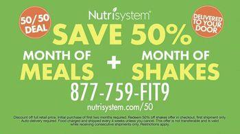 Nutrisystem 50/50 Deal TV Spot, 'Video Call' Featuring Marie Osmond - Thumbnail 10