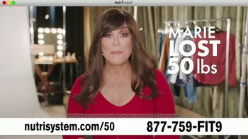 Nutrisystem 50/50 Deal TV Spot, 'Video Call' Featuring Marie Osmond