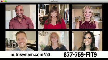 Nutrisystem 50/50 Deal TV Spot, 'Video Call' Featuring Marie Osmond - Thumbnail 6