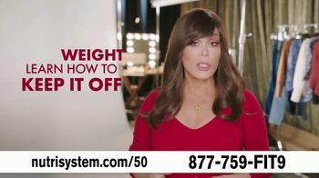 Nutrisystem 50/50 Deal TV Spot, 'Video Call' Featuring Marie Osmond - Thumbnail 7
