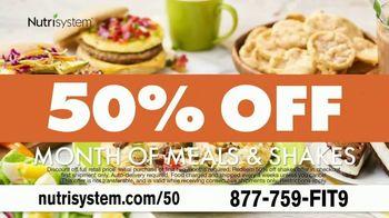 Nutrisystem 50/50 Deal TV Spot, 'Video Call' Featuring Marie Osmond - Thumbnail 8