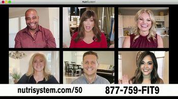 Nutrisystem 50/50 Deal TV Spot, 'Video Call' Featuring Marie Osmond - Thumbnail 9