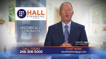 Hall Financial TV Spot, 'Historic Lows' - Thumbnail 1