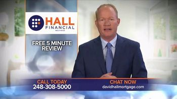 Hall Financial TV Spot, 'Historic Lows'