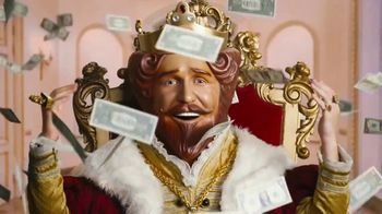 Burger King $1 Your Way Menu TV Spot, 'Ballin' on a Budget'