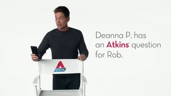 Atkins TV Spot, 'Questions: Deanna' Featuring Rob Lowe - Thumbnail 2