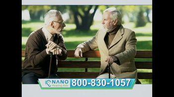 Nano Hearing Aids TV Spot, 'Trouble Hearing' - Thumbnail 1