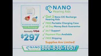 Nano Hearing Aids TV Spot, 'Trouble Hearing' - Thumbnail 10