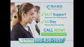 Nano Hearing Aids TV Spot, 'Trouble Hearing' - Thumbnail 6