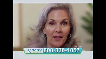 Nano Hearing Aids TV Spot, 'Trouble Hearing' - Thumbnail 8