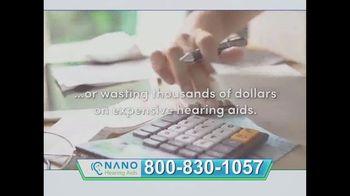 Nano Hearing Aids TV Spot, 'Trouble Hearing' - Thumbnail 9