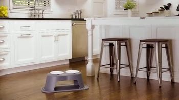 WeatherTech Pet Feeding System TV Spot, 'Every Step of the Way' - Thumbnail 1