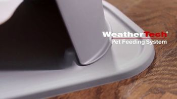 WeatherTech Pet Feeding System TV Spot, 'Every Step of the Way' - Thumbnail 2
