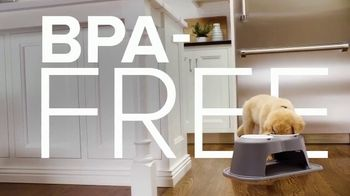 WeatherTech Pet Feeding System TV Spot, 'Every Step of the Way' - Thumbnail 8