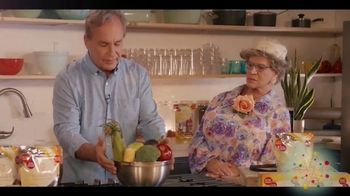 MicrobeFiber TV Spot, '30 Grams of Fiber'