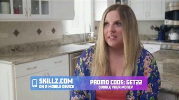 Skillz TV Spot, 'This Mom Won $6,000 Playing Solitaire Cube on Her Phone: Double Winnings' - Thumbnail 5