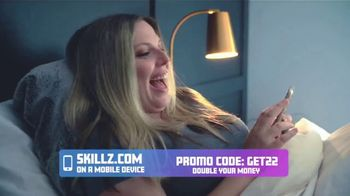 Skillz TV Spot, 'This Mom Won $6,000 Playing Solitaire Cube on Her Phone: Double Winnings' - Thumbnail 7