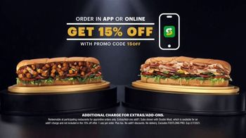 Subway TV Spot, 'App or Online: Save 15%' Featuring Deion Sanders - Thumbnail 7