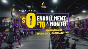 Planet Fitness TV Spot, 'Break Free: $0 Enrollment' - Thumbnail 7