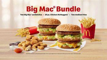 McDonald's Big Mac Bundle TV Spot, 'The YESSSSSS! Meal' - Thumbnail 10