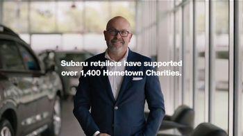 Subaru Share the Love Event TV Spot, 'Hometown Faces' [T2] - Thumbnail 5