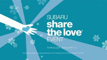 Subaru Share the Love Event TV Spot, 'Hometown Faces' [T2] - Thumbnail 8