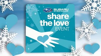 Subaru Share the Love Event TV Spot, 'Holiday Cheer: Ascent' [T2] - Thumbnail 2