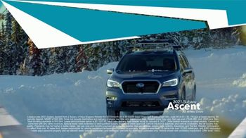 Subaru Share the Love Event TV Spot, 'Holiday Cheer: Ascent' [T2] - Thumbnail 4