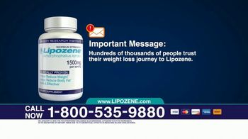 Lipozene TV Spot, 'Important Message: FDA: QR Code' - Thumbnail 1